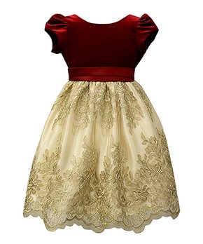 3851a584c778 Navy Fresh Bloom Dress - Toddler & Girls. all gone