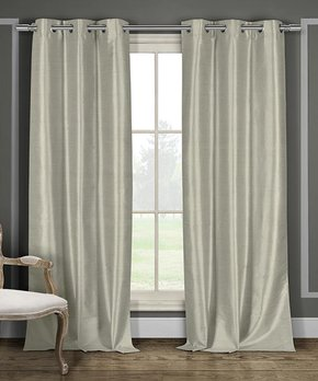 Lush Décor | Sage Insulated Blackout Curtain Panel - Set of Two