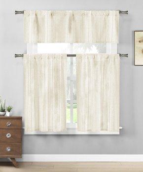 Lush Décor | Slate Blue Prima Velvet Curtain Panel - Set of Two