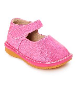 Laniecakes | Pink Stardust Mary Janes – Girls