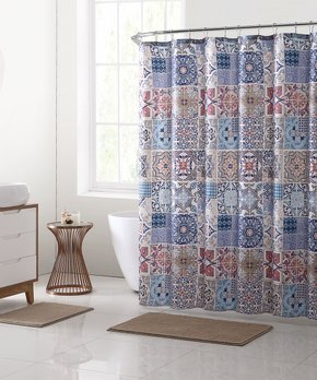 VCNY Home | Azulejos 15-Piece Bath Set