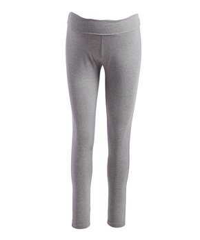67522c4c19a3a all gone. Mom & Co | Heather Gray Fold-Over Maternity Leggings. all gone.  Anticipation | Black Over-Belly Heavyweight Maternity Leggings