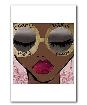 Qart.com | Urbain Huchet Autographed Montmarte Lithograph Print