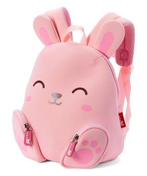 Nohoo | Pink Rabbit Backpack