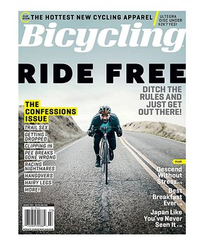 Climbing Magazine Subscription