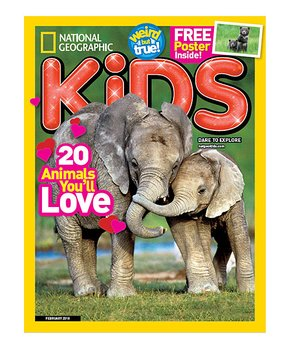 Mailbox Must-Haves | National Geographic Kids Magazine Subscription