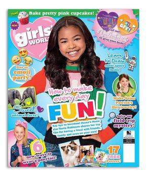 Girls' World Magazine Subscription