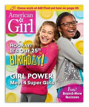 American Girl Magazine Subscription