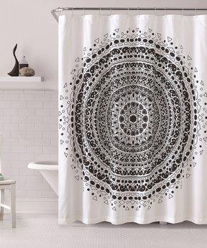 Park B. Smith | Gray Vineyard Vines Shower Curtain