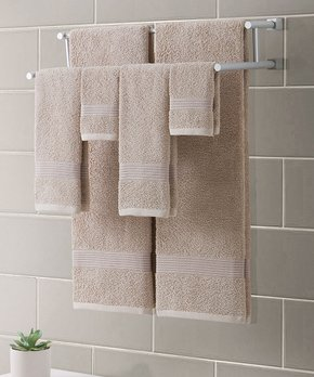 Splash Home | Mocha Tree Shower Curtain