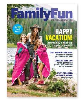 FamilyFun Magazine Subscription