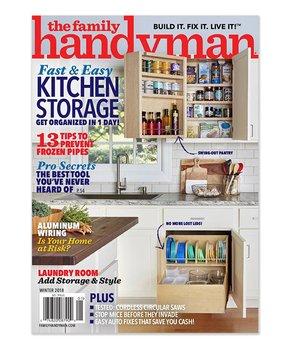 The Family Handyman Magazine Subscription!