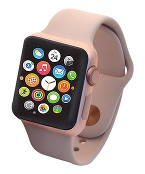 Apple | Refurbished Rose Gold & Pink Sport Band 38-mm Series 2 Watch