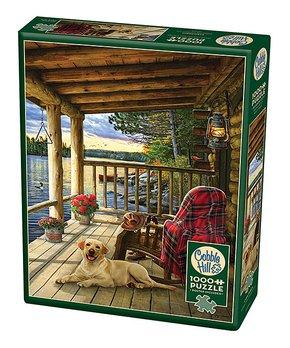White Mountain Puzzles | Joy To The World 1,000-Piece Puzzle