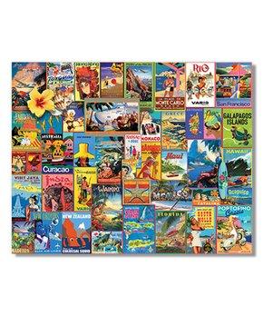 Springbok Puzzles | Feathered Retreat 1,000-Piece Puzzle