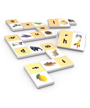 Junior Learning | Beginning Sound Dominoes Set