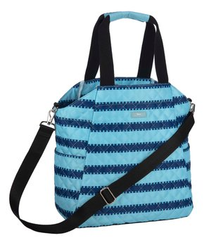 SCOUT Bags | Bid Day Blue Spirit Chillah Insulated Wine Tote