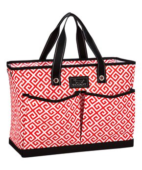 SCOUT Bags | Rush Red The BJ Tote