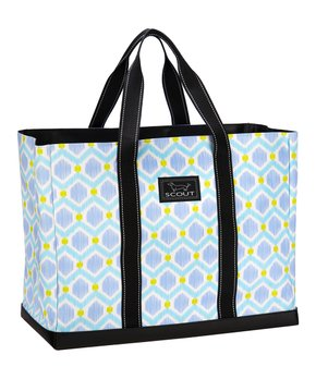 SCOUT Bags | Blue & Green Buzzworthy Original Deano Tote