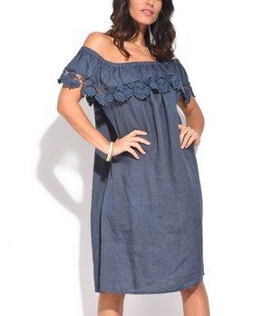 c904aaa245 ... Floral Layered Linen Dress - Women · all gone