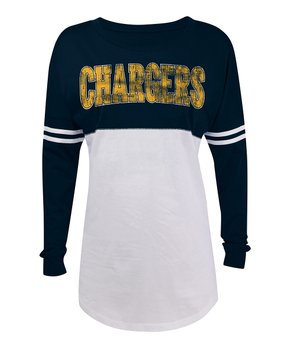San Diego Chargers Long-Sleeve Tee - Women