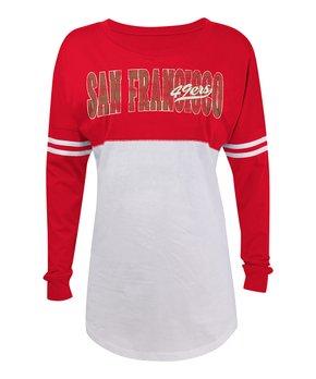 San Francisco 49ers Long-Sleeve Tee - Women