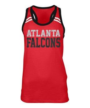 Atlanta Falcons Athletic Tank - Women