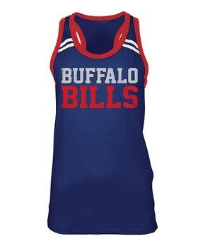 Buffalo Bills Raglan Tee - Kids