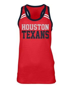 Houston Texans Athletic Tank - Women