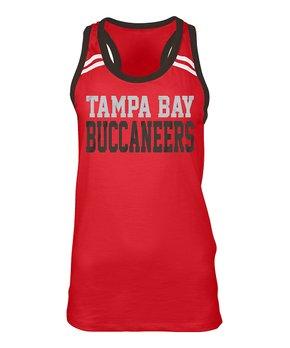 Tampa Bay Buccaneers Athletic Tank - Women