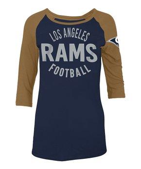 Los Angeles Rams Raglan Tee - Kids