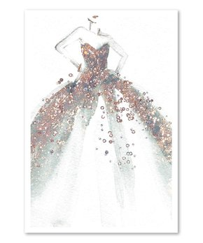 Oliver Gal | Star of the Ball Print