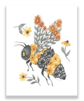 Ellen Crimi-Trent | Bumble Bee Print