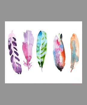 Ellen Crimi-Trent | Bright Flower Bouquet Print