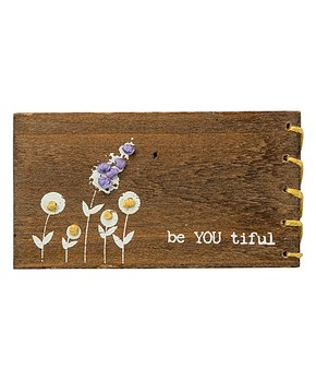 Primitives by Kathy | 'Joy' Stitched Block Sign