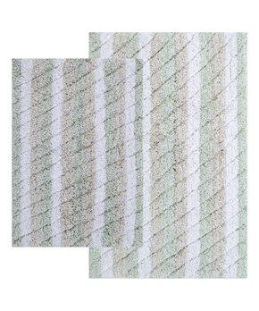 Affinity Home   Silver Gray Elegance Spa Luxurious Four-Piece Bath Towel Set