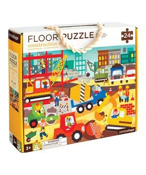 Petit Collage | Construction 24-Piece Puzzle