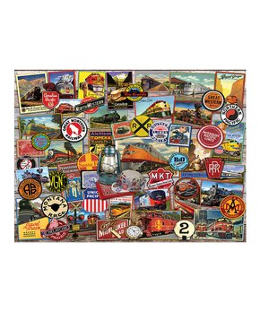 White Mountain Puzzles | Country Blessings 1,000-Piece Puzzle