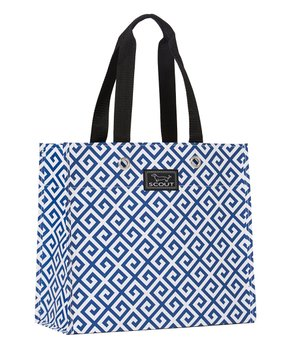 SCOUT Bags | Bid Day Blue Large Package Reusable Gift Bag