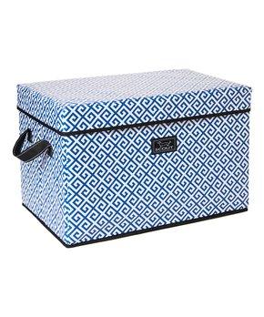 SCOUT Bags | Bid Day Blue Rump Roost Large Storage Bin