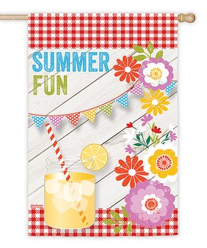 Evergreen | 'Summer Fun' Outdoor Flag