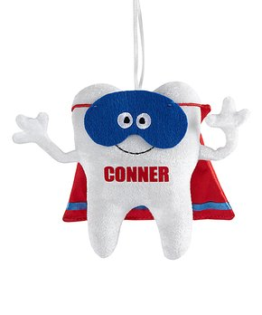 Personal Creations | Tooth Superhero Personalized ...