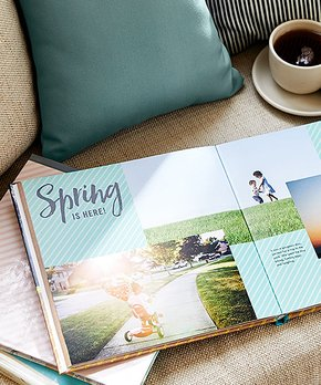 Shutterfly | 8x8 Hardcover Photo Book for $9.99