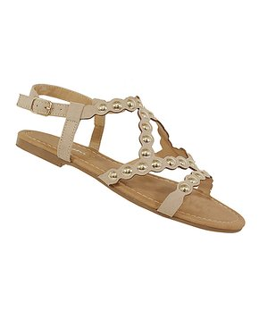 14c222a6b26b ... Embellished Suede Sandal - Women · all gone