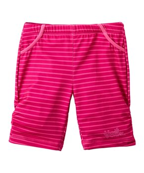2d705ee00ce UV Skinz | Hot Pink Stripe Swim Shorts - Toddler & Girls