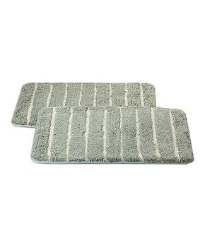 Revere Mills | Pale Apricot Stripe Soho Six-Piece Towel Set