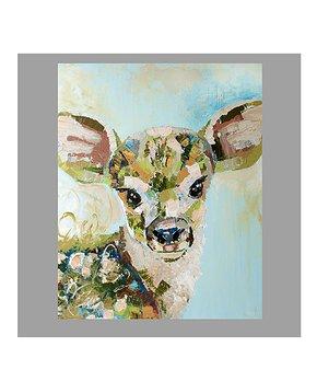 Jenn Seeley Art | Woodland Deer Print