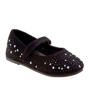 Dotty Shoes | Fuchsia Holmby Ballet Flat - Girls
