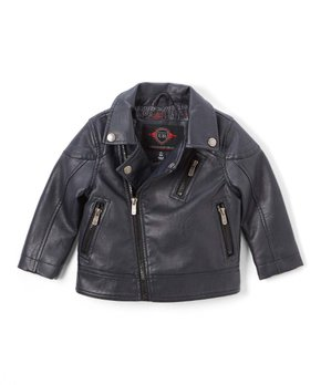 Boys Leather Jackets For Up To 70 Off Zulily