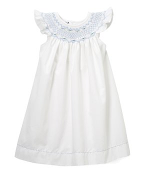 4f0105a81a1 All Smocked for Easter  Baby   Up